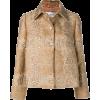 Valentino floral brocade jacket - Jacket - coats -