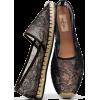 Valentino lace flats - Flats -