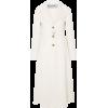 Valentino white coat - Jacket - coats -