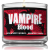 Vampire Blood Mini Candle - Przedmioty -