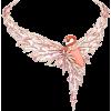Van Cleef & Arpels' flamingo necklace - Collane -