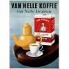 Van Nelle Coffee ad - Illustrations -