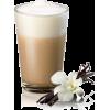 Vanilla latte - ドリンク -