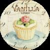 Vanille cupcake - Alimentações -