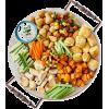 Vegetarian Platter - Uncategorized -