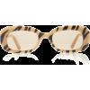 Velvet Canyon El Tigre Square-Frame Acet - Occhiali da sole -