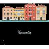Venice - Illustrations -