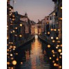 Venice canal lights - Zgradbe -
