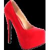 Vermelho - Shoes -