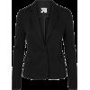 Vero Moda black Jersey blazerJacket - Kurtka -
