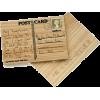 postcard - Illustrations -