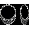 swarovski - 耳环 -