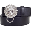 Versace Versus Black Leather Belt - Belt - 139.99€  ~ $162.99