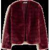 Veste fourrure synthétique - Jacket - coats -