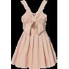 Vestido Rosa Laço - Haljine -