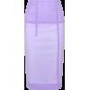Victoria Beckham Silk-blend pencil skirt - Skirts -
