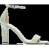 Victoria Beckham Anna Ankle Strap Sandal - Sandals -