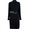 Victoria Beckham Belted Coat - Jacket - coats -