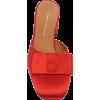 Victoria Beckham Harper Bow-Detailed Sat - Classic shoes & Pumps -