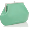 Victoria Beckham Pocket Leather Clutch - Clutch bags -