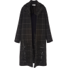 Victoria Beckham Sequined Prince Of Wale - Jacket - coats -