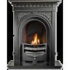 Victorian fireplace - Furniture -