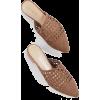 Villa Rouge Stacey Woven Mules - scarpe di baletto -