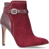 Vince Camuto Louesa Leather Stiletto Boo - Boots -