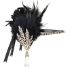 Vintage 1920s Costume Hair Accessories - Other jewelry - $13.99