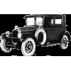 Vintage 1920s automobile - Vehicles -