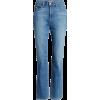 Vintage - Hoxton High Waist Ankle Slim F - Jeans -