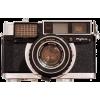 Vintage camera - Objectos -