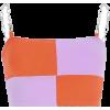 Vintage chain camisole with a umbilical - Koszule - krótkie - $17.99  ~ 15.45€