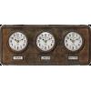 Vintage industrial clock - Furniture -
