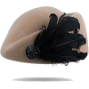 Vintage stewardess cap - Hat -