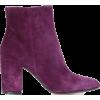 Violet 754 - Buty wysokie -