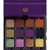 Viseart Dark EDIT Eyeshadow Palette - Kosmetik -