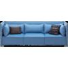Vitra Alcove Plume Sofa - Muebles -