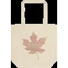 Vivaldi Autumn Fall Leaf Tote - Travel bags - $25.00