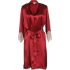 Vivis red dressing gown - ルームウェア -