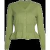 V-neck short sleeve lace knit cardigan - Bolero - $29.99  ~ 25.76€