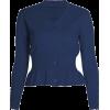 V-neck short sleeve lace knit cardigan - Pulôver - $29.99  ~ 25.76€