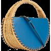 WAI WAI RIO PETIT ALFAIA DARK BLUE - Hand bag -