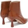 WANDLER Lina point-toe leather ankle boo - Boots -