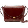 WANDLER burgundy luna leather bag - Carteras -