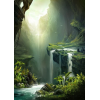 WATERFALL - Background -