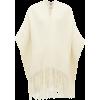 WEHVE Fringed merino wool-blend cardigan - Cárdigan -