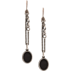 WERKSTATT:MÜNCHEN chain link earrings - Naušnice -