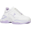 WHITE LILAC sneakers - Superge -