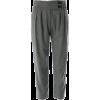 WOOL ベルトツキ ハイウエストテーパードPT - Pants - ¥9,000  ~ $79.97